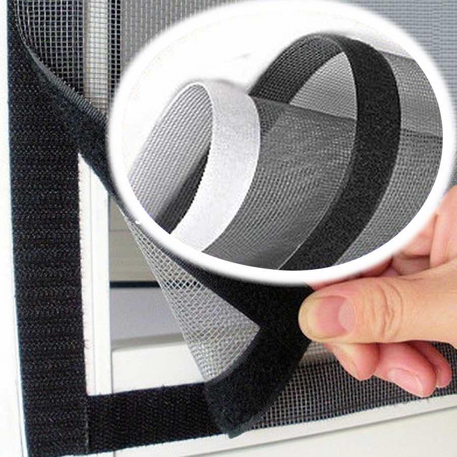 flexible window screens